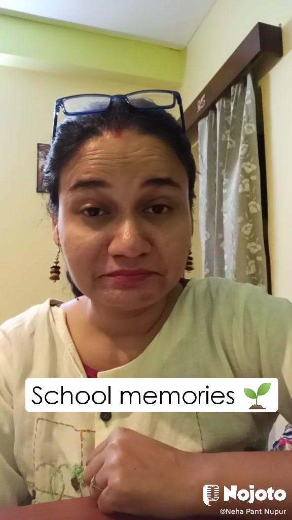 School memories 🌱