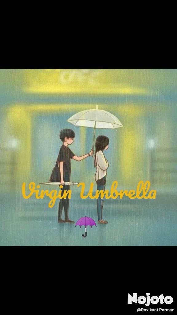 Virgin Umbrella ☂️
