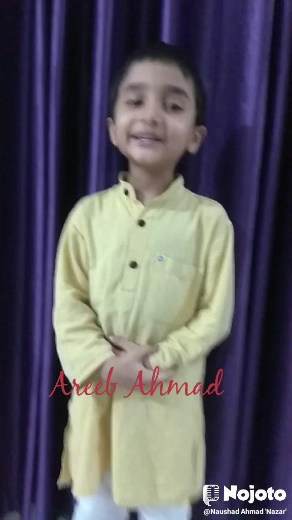 Areeb Ahmad