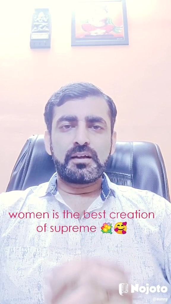 women is the best creation of supreme 💐🥰