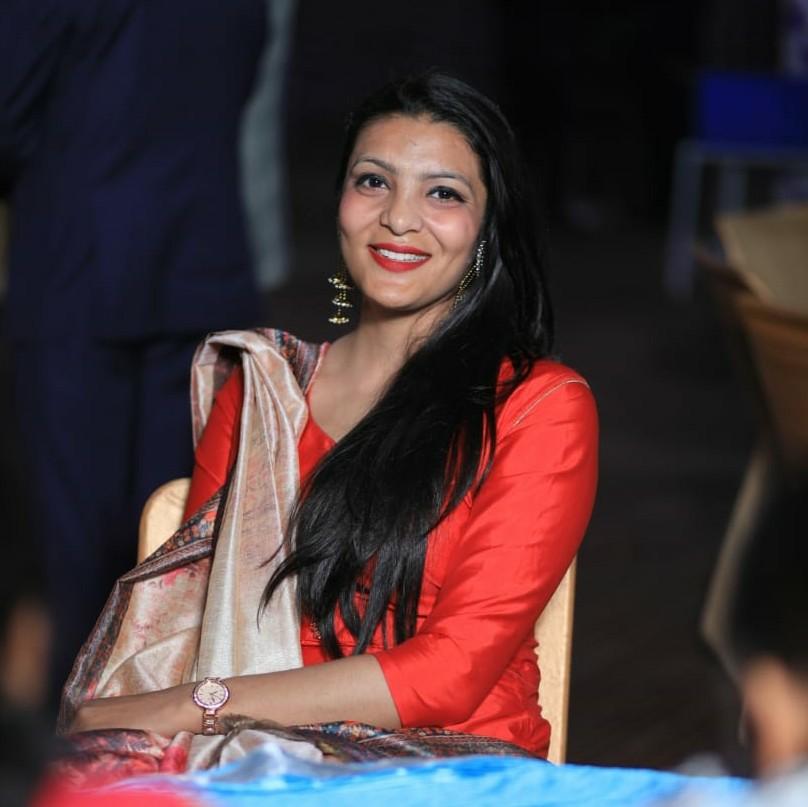 Ashwika Jaswal