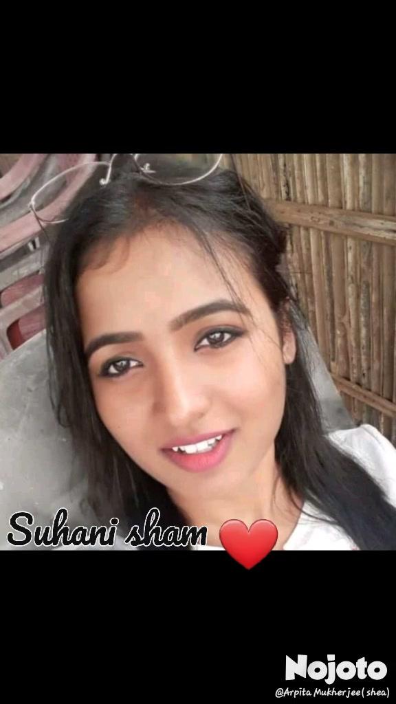 ❤ Suhani sham