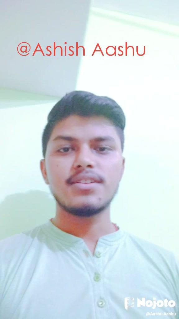 @Ashish Aashu