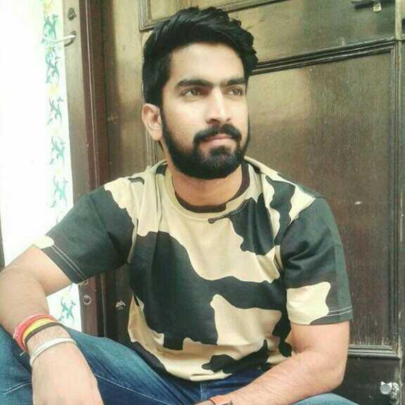 vivek d Bhardwaj an amateur bard