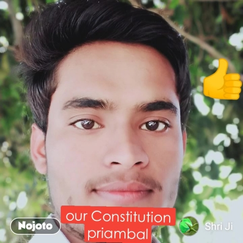 👍 our Constitution priambal #NojotoVoice