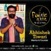 Abhishek Tiwariz Mentor and Founder of Poetic Atma Poetic Community मैं हूं एक छोटा सा कवि, कभी कहता हूं सूर्य, तो कभी भानु,भास्कर,दिनकर,दिवाकर या रवि,  मेरे दिल में बसी है मेरे कान्हा की छवि💕 abhishekism💕 के नाम से लिखता, पढ़ता हूं, अपने दिल की बात मैं कहता हूं... कभी सुबह हूं मैं तो कभी रात्रि हूं मैं, आत्मा पुत्र हूं मैं क्यों की पिताजी हैं आत्मा जी और मां हैं उमा शशि