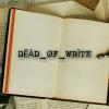 Dêãd Óf Wrītê In my writing's I drop the collection of emotions