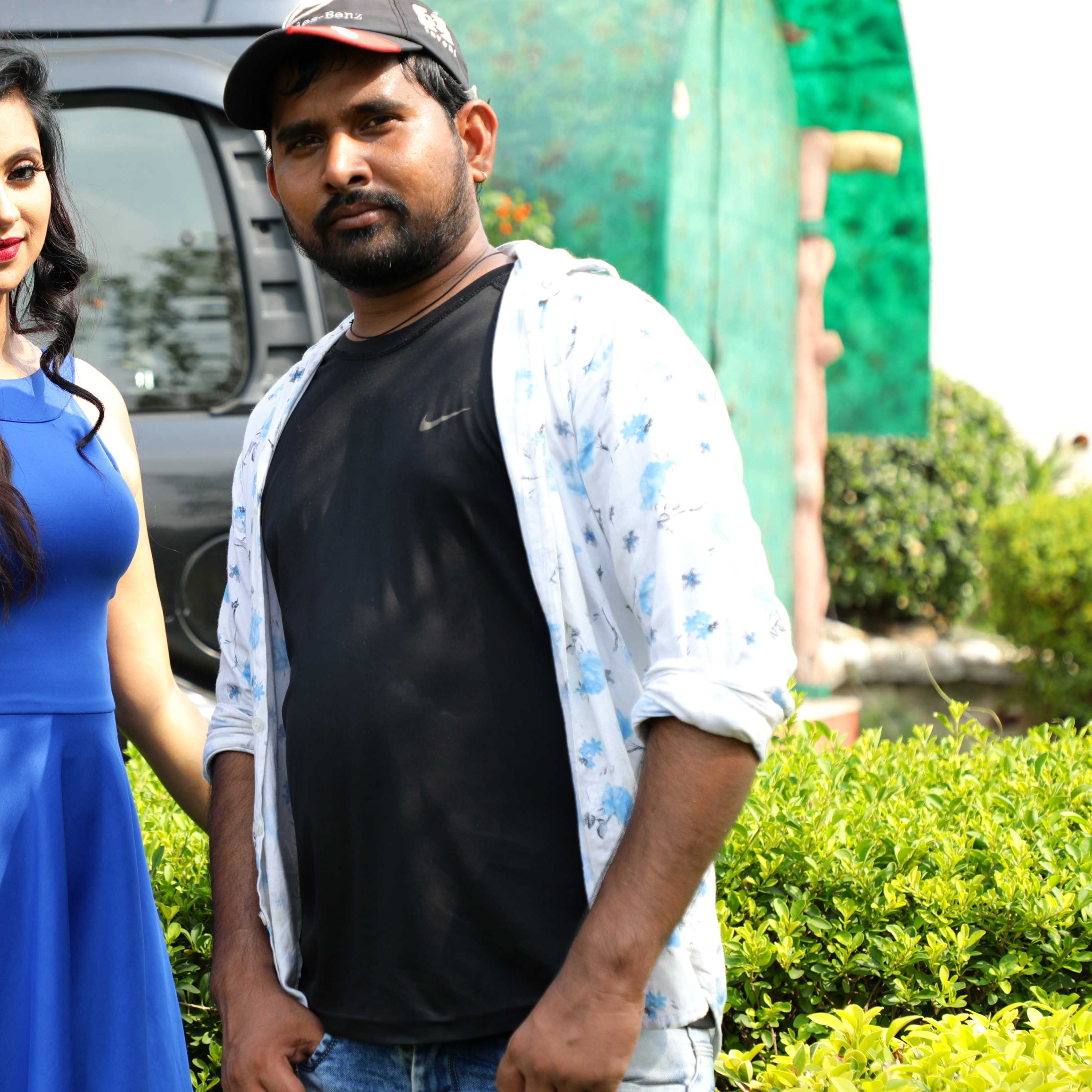 Director Shakti Tiwari