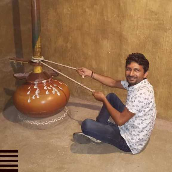 Gautam Saharan(Haryanvi Shayar)
