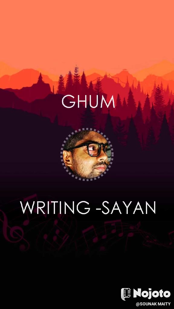 GHUM      WRITING -SAYAN