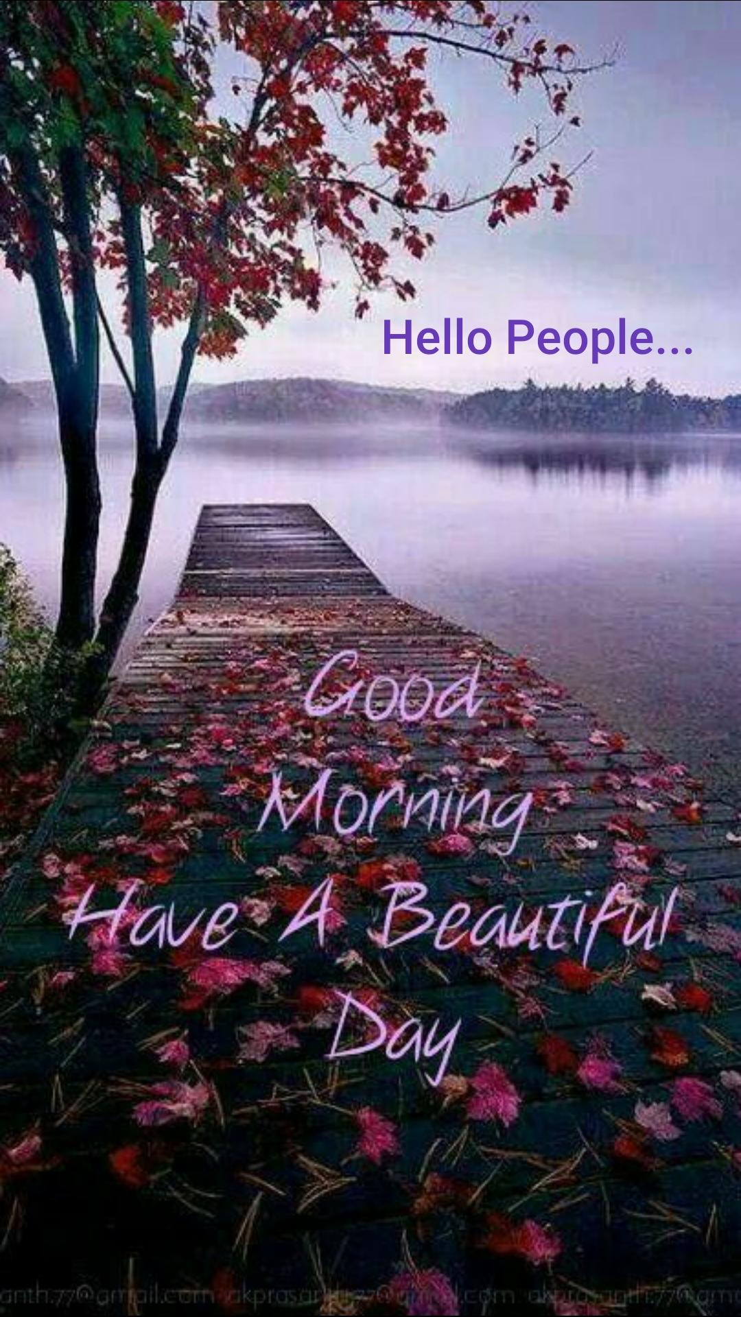 Hello People...
