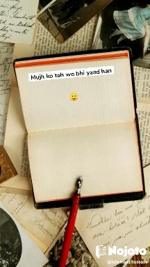 Mujh ko toh wo bhi yaad han 🙂