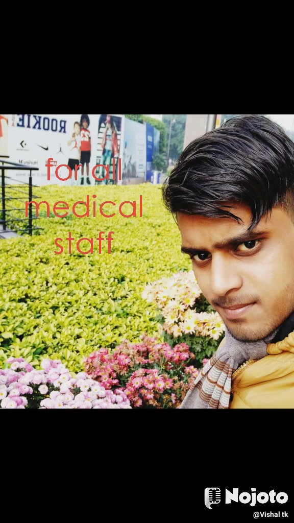 for all medical staff