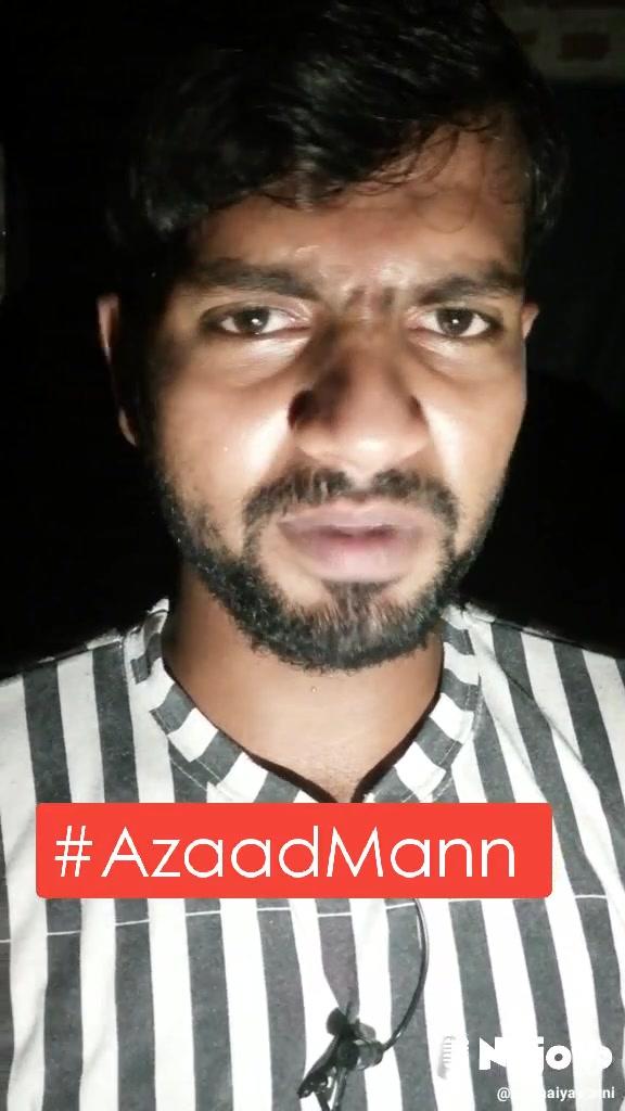 #AzaadMann