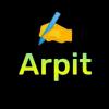 its.arpit I love to write ✍️✍️ मेरी लिखी गई बात को हर कोई समझ नही पाता  क्योंकि मैं एहसास लिखता हूँ और लोग अल्फ़ाज़ पढ़ते हैं..