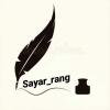 Sayar_rang🖤