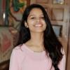 Anjali Vishwakarma Dil me panaah jaisi..labon pr muskaan jaisi Insta-@anjalivish_1929