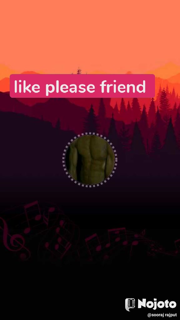 like please friend