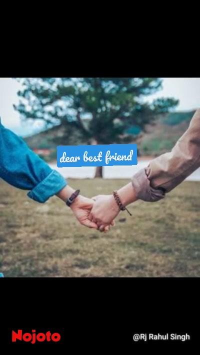 dear best friend