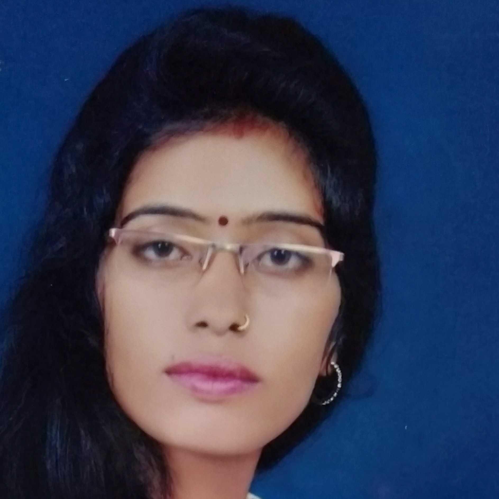 कवयित्री सुनीता प्रजापत
