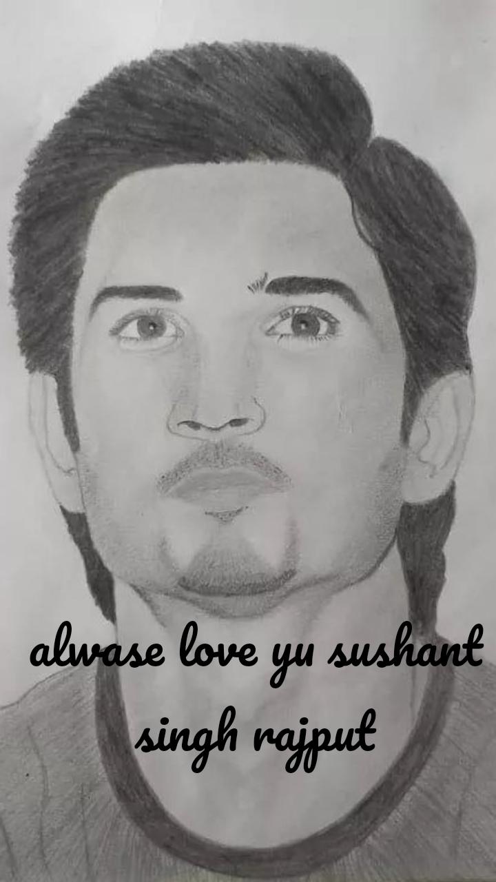 alwase love yu sushant singh rajput