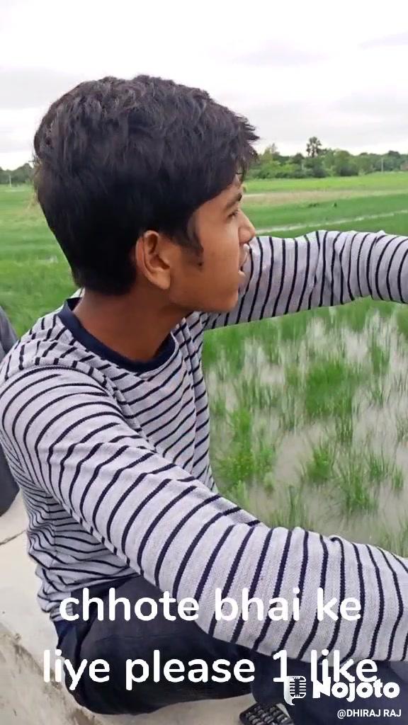 chhote bhai ke liye please 1 like