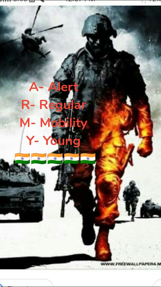 A- Alert  R- Regular  M- Mobility  Y- Young  🇮🇳🇮🇳🇮🇳🇮🇳🇮🇳