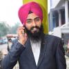Gurvinder Singh ਬਸਖੇੜੀਅਾ ਅੈਸਾ ਕੋੲੀ ਅਲਫਾਜ ਜੋ ਬਿਅਾਂ ਕਰ ਸਕੇ ਤੁਝੇ ऐसा कोई अल्फाज जो बियां कर सके तुझे