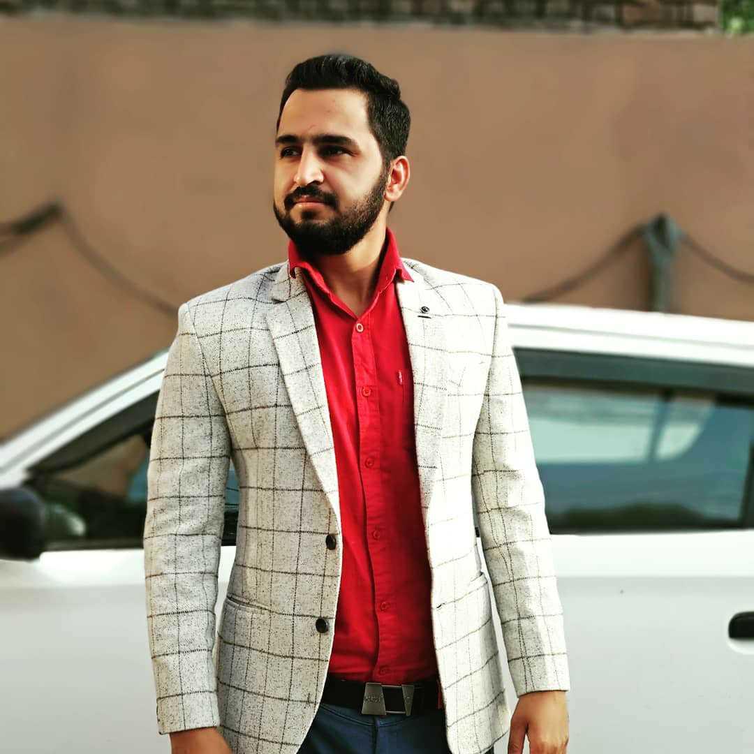 Drx. Mahesh Ruhil