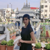 Shivedita Garg fashion designer  portrait artist  writer  follow me on Instagram shivi_fashionstr