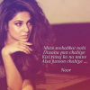 Noor Lafz_e_mohabbat_-💕 jO kHuDko😘KhuDsE ruKhsAt kAr dE🤓, us MohaBbat💋 kI talAsH hai....🤗