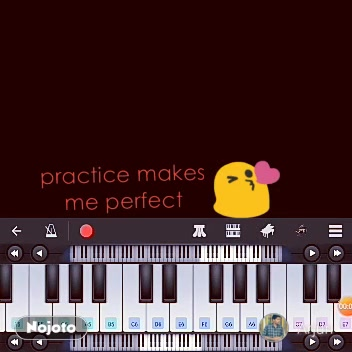 nullpractice makes me perfect 😘 #NojotoVideo
