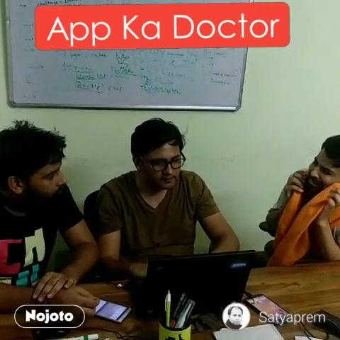 #NojotoVideoApp Ka Doctor