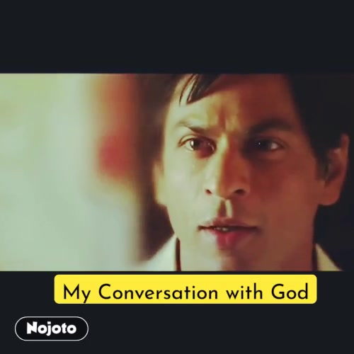 My Conversation with God #NojotoVideo