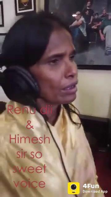Renu dii & Himesh sir so sweet voice
