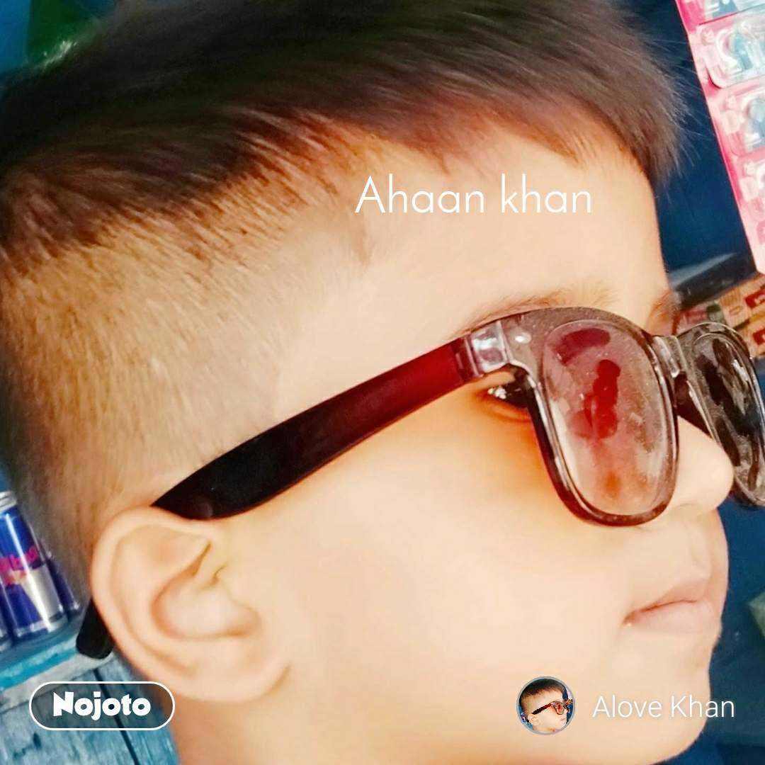 Ahaan khan