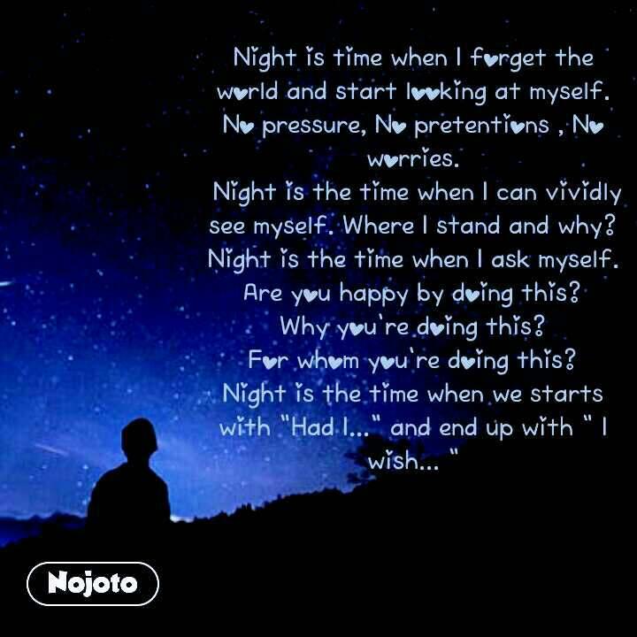 sleepless_nights #sleepless #nights #feelings | Nojoto