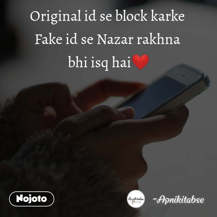 Download Original Id Se Status Shayari Quotes Nojoto