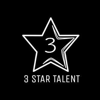 3 STAR TALENT  show your talent with use #TST