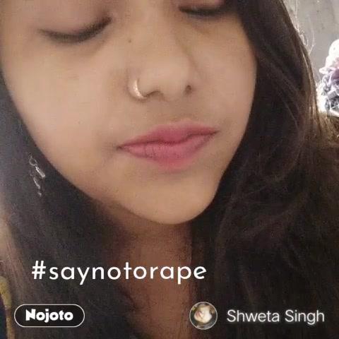 #NojotoVideo#saynotorape