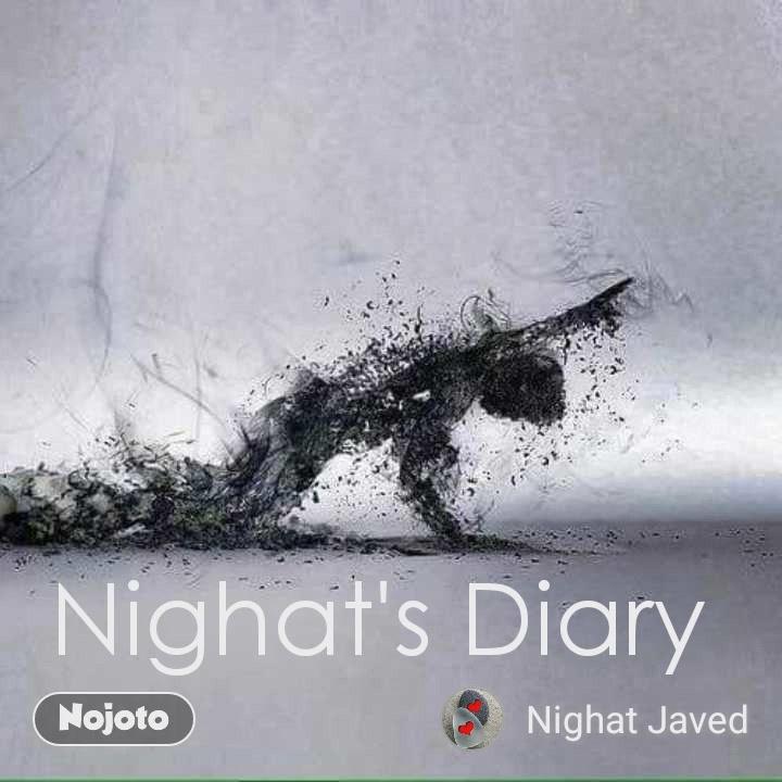 Nighat's Diary