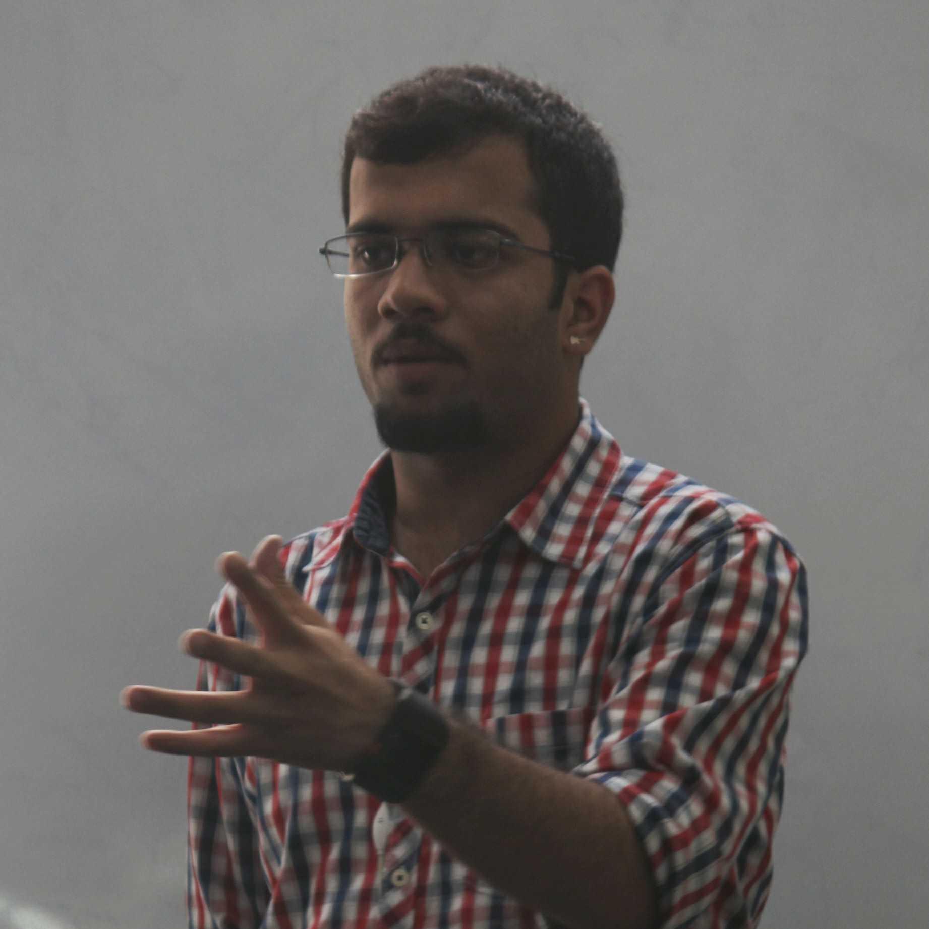 Nikhil Kamath Food Blogger. Writer. Stand Up Artist | kamath.nikhil20@gmail.com