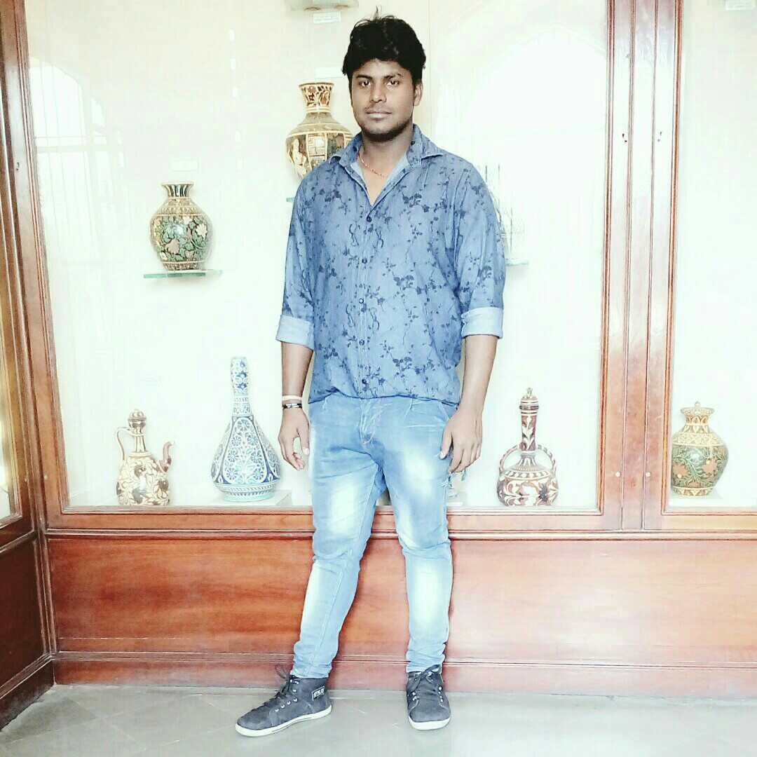 Er. Rupesh Kumar I take a lot of pride in being myself.I am comfortable with who I am.