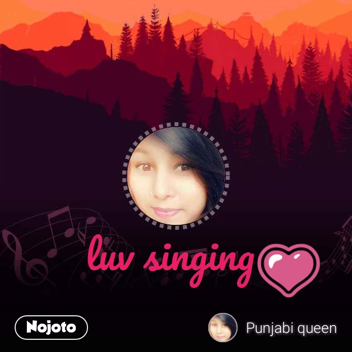 luv singing 💗