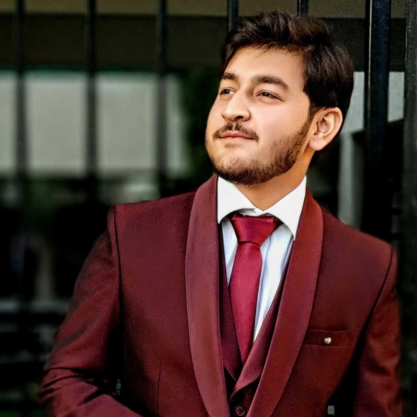 Aryan Sinha a poet a rapper and lyricist...