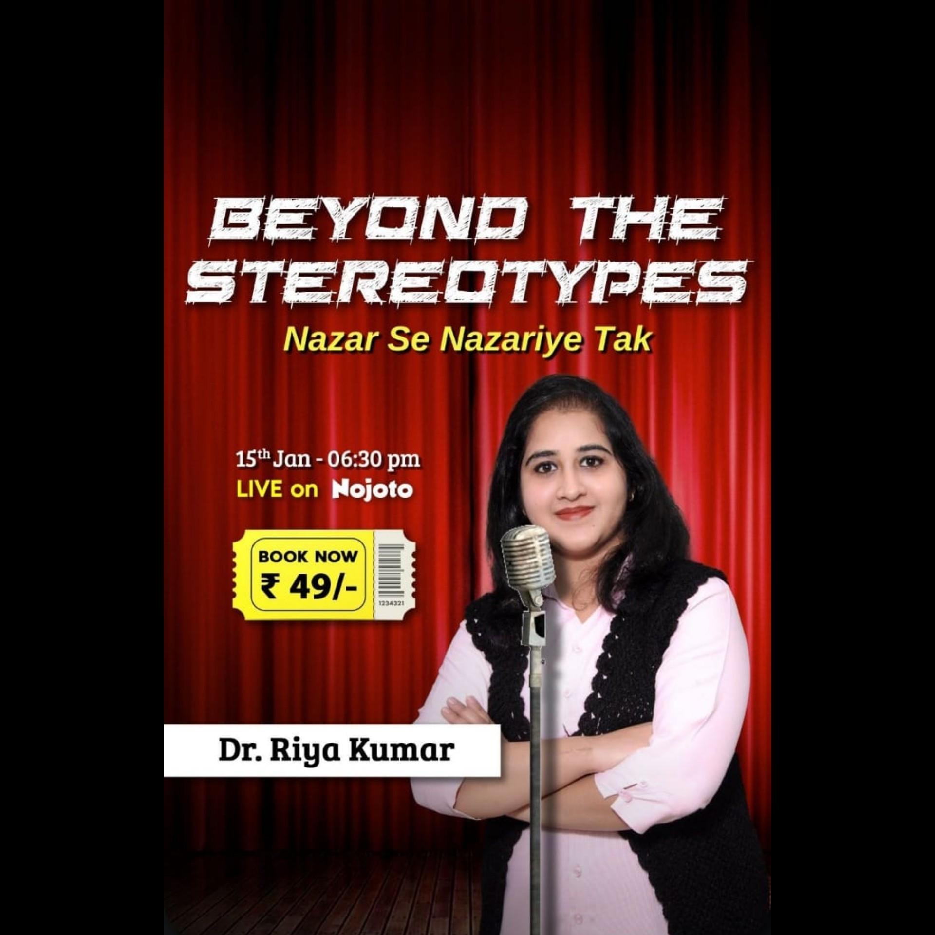 Dr Riya Kumar AKA shookRiya