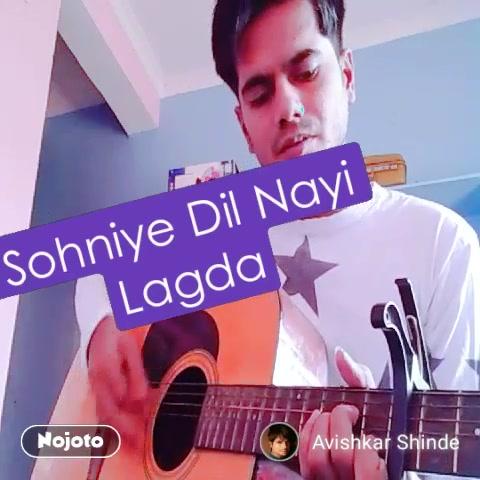 Sohniye Dil Nayi Lagda