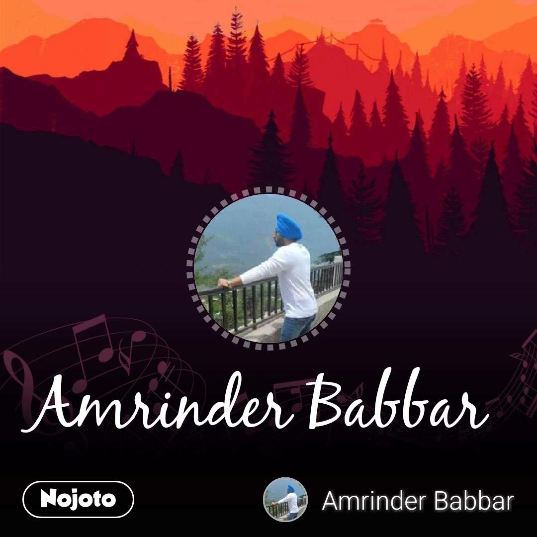 Amrinder Babbar