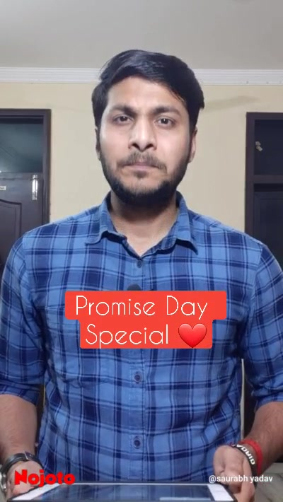 Promise Day  Special ❤