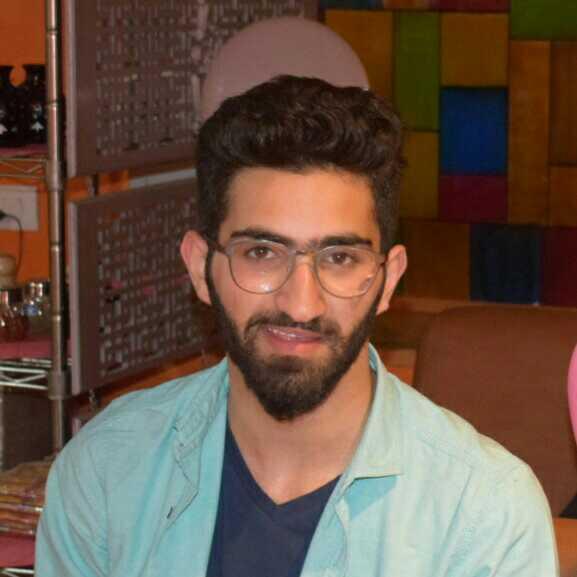 Anzar Peerzada Muslim | Kashmiri | Hallian | Poet | 20 |